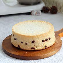 """#甜蜜暖冬,""""焙""""感幸福#天使蛋糕(蔓越莓)"""