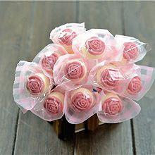 【番茄配方】情人节玫瑰花束巧克力