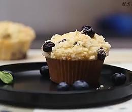 金顶蓝莓马芬 | PH大师配方的做法