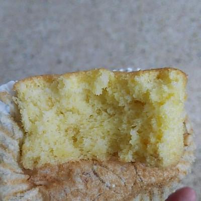 橙香小蛋糕的做法 步骤6