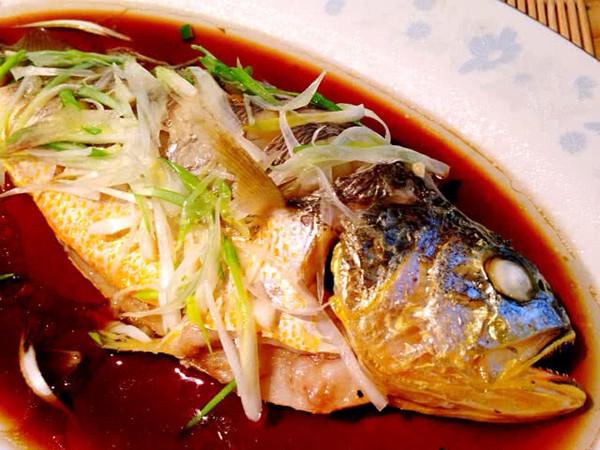 清蒸黄鱼的做法