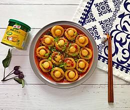 超可爱的土豆小蘑菇的做法