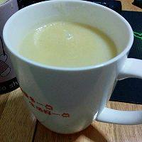 玉米百合燕麦热饮热玉米汁