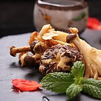 炸锅版天妇罗菌菇篇 |炸菌菇