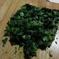 #菁选酱油试用之豆干莴笋叶#的做法图解3