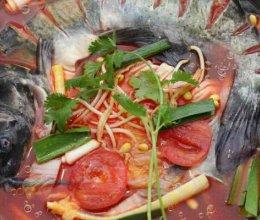缅甸新葡京特色贵州酸汤鱼的做法