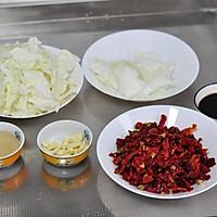 酸辣白菜的做法图解4