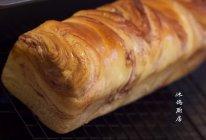 #换着花样吃早餐#红豆沙吐司的做法