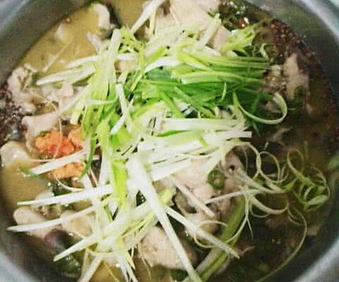 麻辣青椒鱼的做法