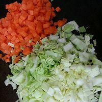 儿童菜谱——红白鸡肝丁的做法图解2