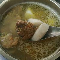 猴头菇山药土鸡汤的做法图解7