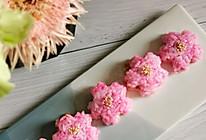 春花儿烂漫的季节~樱花美食做起来#换着花样吃早餐#的做法