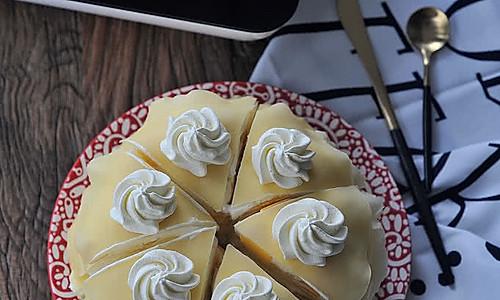 芒果千层饼的做法
