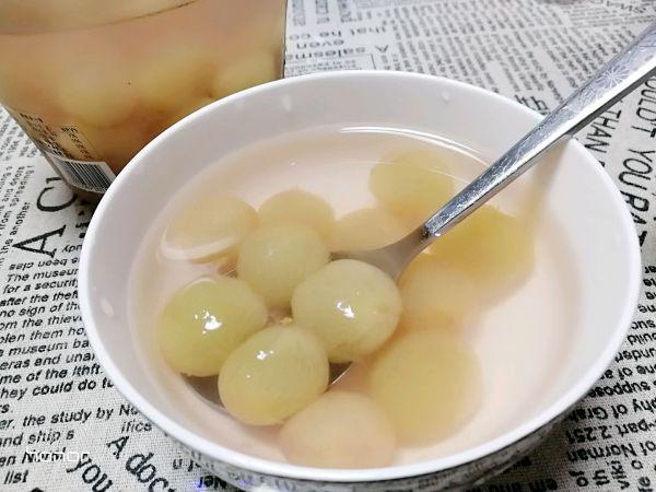 葡萄罐头的做法