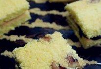 核桃巧克力夹心蛋糕的做法