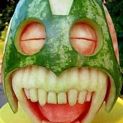 雕刻西瓜的做法_【图解】雕刻西瓜怎么做好吃