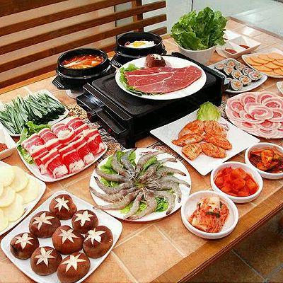 电饼档/韩式烤肉/韩国烧烤
