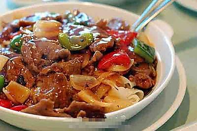 新疆美食——拌面 拉条子,燥起来。