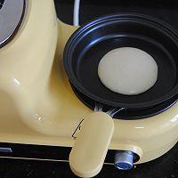 奶香软松饼#小熊多士炉#的做法图解9