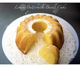 最简单的美好-buttermilk柠檬磅蛋糕的做法