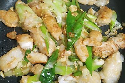 蒜香巴沙鱼