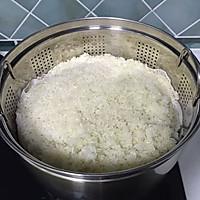 家庭醪糟(米酒)的制作的做法图解4