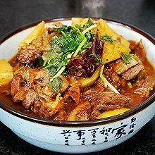 #元宵节美食大赏#牛肉烧土豆
