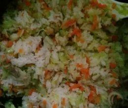 潮汕炒饭的做法