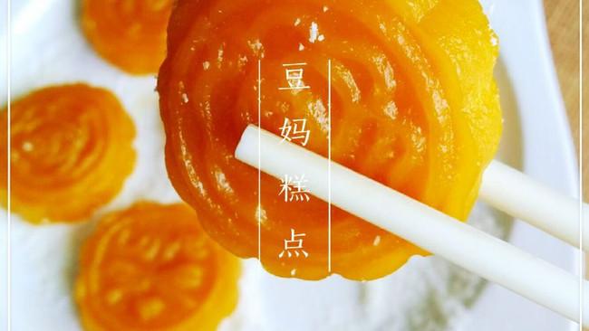 蒸出来的无油南瓜饼,健康美味,QQ的,甜甜的,糯糯的的做法