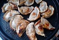 电饼档煎饺子的做法