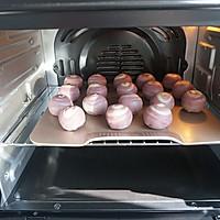 蛋黄豆沙酥皮月饼#手作月饼#的做法图解27