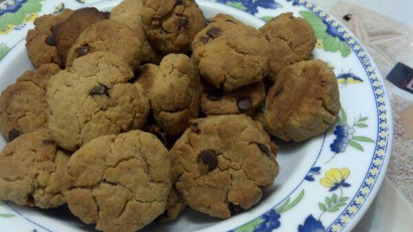 自制巧克力饼干的做法