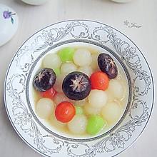 香菇冬瓜球#自己做更健康#