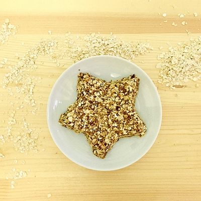蜂蜜燕麦脆 —— 零食·一人食