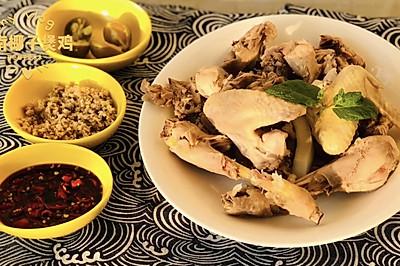 电饭煲美食~海南椰子煲鸡