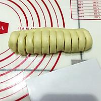 火腿肠麦穗咸面包的做法图解7