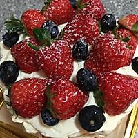 草莓裸蛋糕的做法图解6