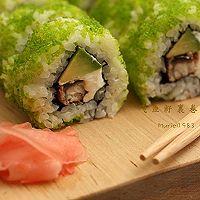 飞鱼籽翻转寿司