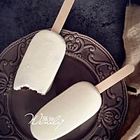 巧克力夹心雪糕---不用融化巧克力的神奇做法的做法图解7
