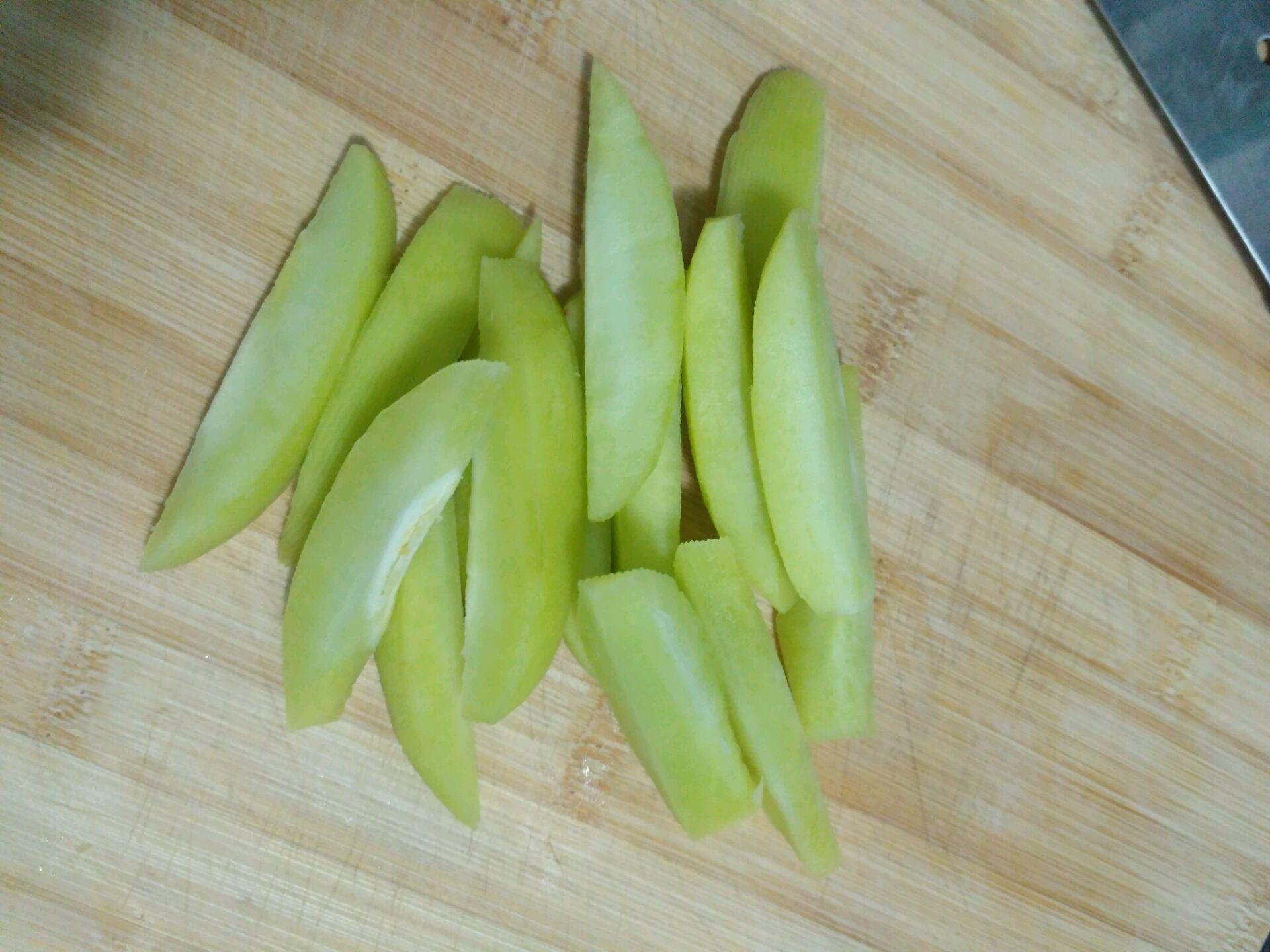 糖渍酸木瓜的做法_【图解】糖渍酸木瓜怎么做如何做
