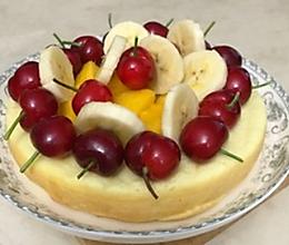 家庭版水果蛋糕的做法