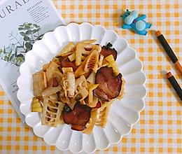 春笋炒腊肉 | 春日里的限定美味的做法