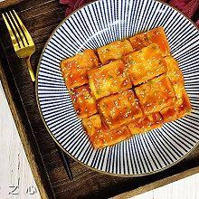 酸甜脆皮豆腐