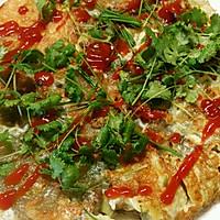 蚝烙、海蛎煎、蚵仔煎的做法图解5