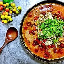 四川香辣水煮牛肉-在家做出饭店的味道#蔚爱边吃边旅行#
