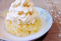 土豆泥奶油塔dota#pic's新西兰花生酱#的做法