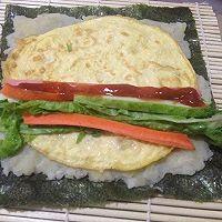 减脂土豆泥寿司的做法图解7