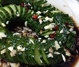 分分钟加道菜—蓑衣黄瓜的做法