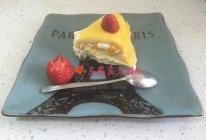 芒果千层蛋糕班戟的做法