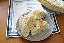 葱香千层饼的做法